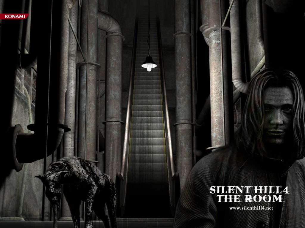 Review Of Silent Hill 4 The Room Electronic Literature